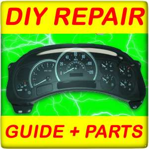 AVALANCHE Instrument Cluster speedometer REPAIR KIT + DIY guide