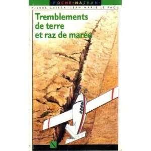 Tremblements de terre et raz de maree (9782092047842