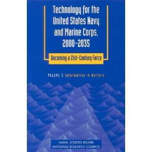 Technology for the United States Navy and Marine Corps, 2000 2035