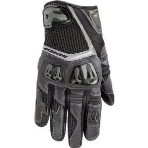 Spidi Jab R Mens Leather/Textile Sports Bike Racing Motorcycle Gloves