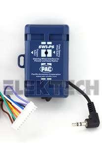 PAC SWI PS STEERING WHEEL CONTROL PIONEER AVH P3200DVD