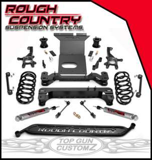 07 09 Toyota FJ Cruiser 6 Suspension Lift Kit/System