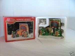 Towne Series Village Christmas Dickens Collectables