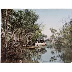 Reprint Tomoka Landing, Florida 1900: Home & Kitchen