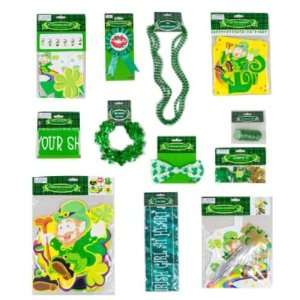 St. Patricks Party Combo Floor Display Case Pack 198