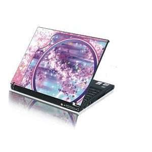 Laptop Skin Notebook Sticker Cover H265 Purple Glass (Brand New with 2