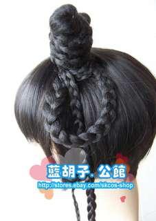KUROSHITSUJI Black Butler Ranmao cosplay wig costume