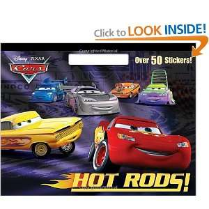 Hot Rods (Disney/Pixar Cars) (Big Coloring Book