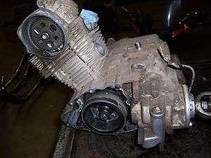 yamaha timberwolf 250 engine motor transmission cylinder head