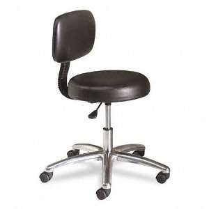 HON  Medical Exam Stool with Back, 24 1/4 x 27 1/4 x 36