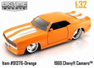 Jada 132 Diecast BigTime Muscle 1969 Chevy Camaro