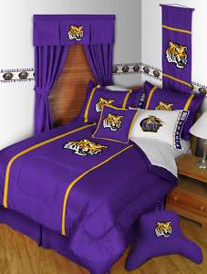 LSU LOUISIANA STATE TIGERS BEDROOM DECOR*MORE ITEMS*MVP