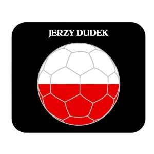 Jerzy Dudek (Poland) Soccer Mouse Pad: Everything Else