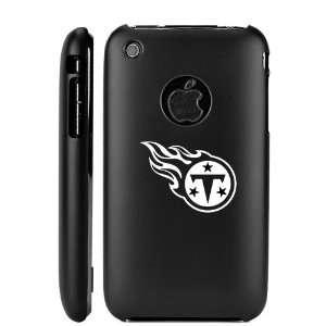 Black Aluminum Metal Case Tennessee Titans Cell Phones & Accessories
