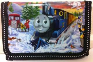 Thomas The Tank Engine Train Tri fold Wallet Party Favors LOW SHIPPING