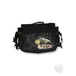 Black Cat   Sharpshooter Gun Messenger Bag Toys & Games