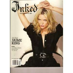 Inked Tattoo, Culture, Style, Art Magazine (all hail JAMIE