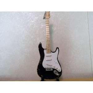 Eric Clapton Blackie Tribute Miniature Guitar