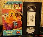 Bear in the Big Blue House Dancin The Day Away Vhs V.3