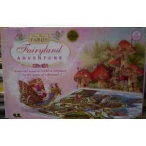 Fairyland Adventure (Board Game)