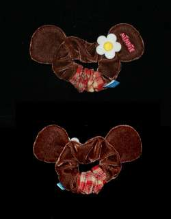 Disney Mickey Mouse   Minnie Mouse Die Cut Hair Tie   Version 1