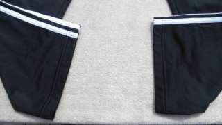 ADIDAS TRACK ATHLETIC PANTS TEEN BOYS SIZE XL; EUC