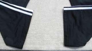 ADIDAS TRACK ATHLETIC PANTS TEEN BOYS SIZE XL; EUC