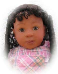 32 REBORN CHRISTMAS TODDLER BIRACIAL NATIVE AMERICAN BABY GIRL TORRYN