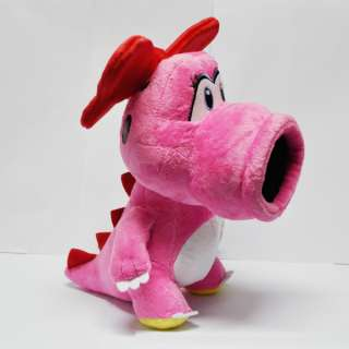 10 Birdo New Super Mario Bros Plush Toy
