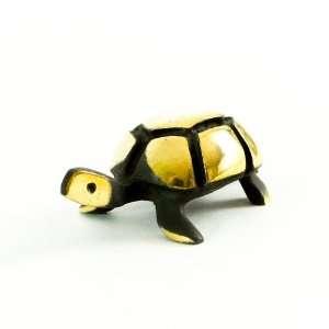 Walter Bosse Brass Tortoise Figurine