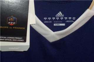 Les Bleus Last Year for Adidas and FFF