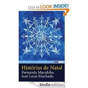 de Natal (Portuguese Edition) Fernanda Macahiba, José Leon Machado