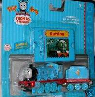 Take Along Thomas & Friends Blue GORDON NEW  MOC
