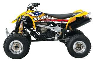 PATRIOT KIT BCS GRAPHIC KIT DECALS BRP GRAPHICS CAN AM CAN AM