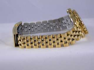 Tag Heuer Womens 1000 18K PLATED GOLD 200mm Prof NR