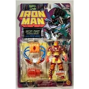 Marvel Comics Iron Man Inferno Armor Action Figure Toys & Games