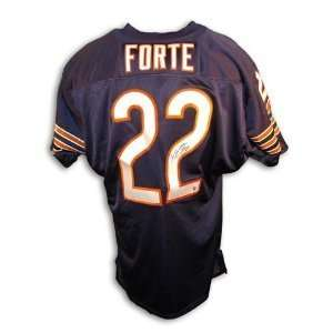 Matt Forte Autographed Jersey: Sports & Outdoors