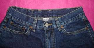 LUCKY BRAND Jeans CUT OFF Cutoff DENIM Jeans SHORTS S 4 27