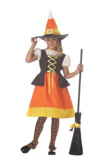 Sweet Candy Witch Child Halloween Costume