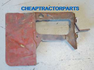 FORD TRACTOR FUEL TANK BRAKET ASSY 601 801 2000 4000