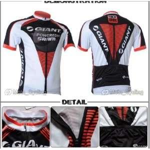 2011 the hot new model White Giant short sleeved jersey