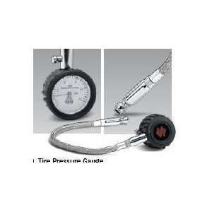 Suzuki Vinson Quadrunner Tire Pressure Gauge: Automotive