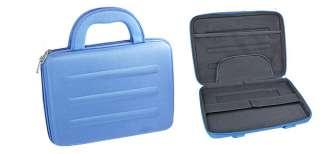 Nylon Fabric Blue Portable 10.5 Laptop Notebook Case