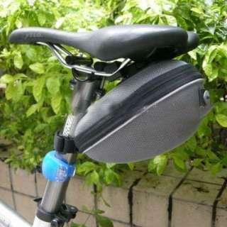 2011 NEW Outdoor Bike Bicycle Cycle Sport Saddle Seat Hard shell Bag