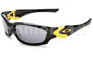 NEW Oakley LIVESTRONG Straight Jacket Sunglasses Polished Black/Black