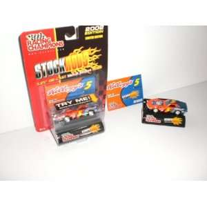 STOCK RODS 3.25  DIE CAST METAL STREET ROD,S Toys & Games