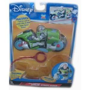 Toy story Buzz Lightyear Stylin Street Rider Vehicle Toys & Games