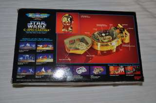 STAR WARS MICRO MACHINES C 3PO CANTINA GALOOB