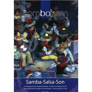 Salsa   Son, Partitur und Stimmen (9790006524167) Unknown. Books