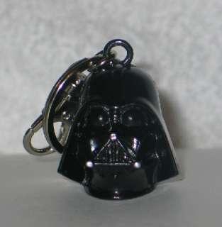 Star Wars Darth Vader Mask / Helmet 3 D Keychain NEW